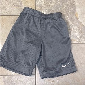 Nike Gym shorts Size 7 boys